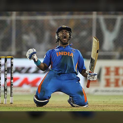 Yuvraj Singh - A gutsy cricketer