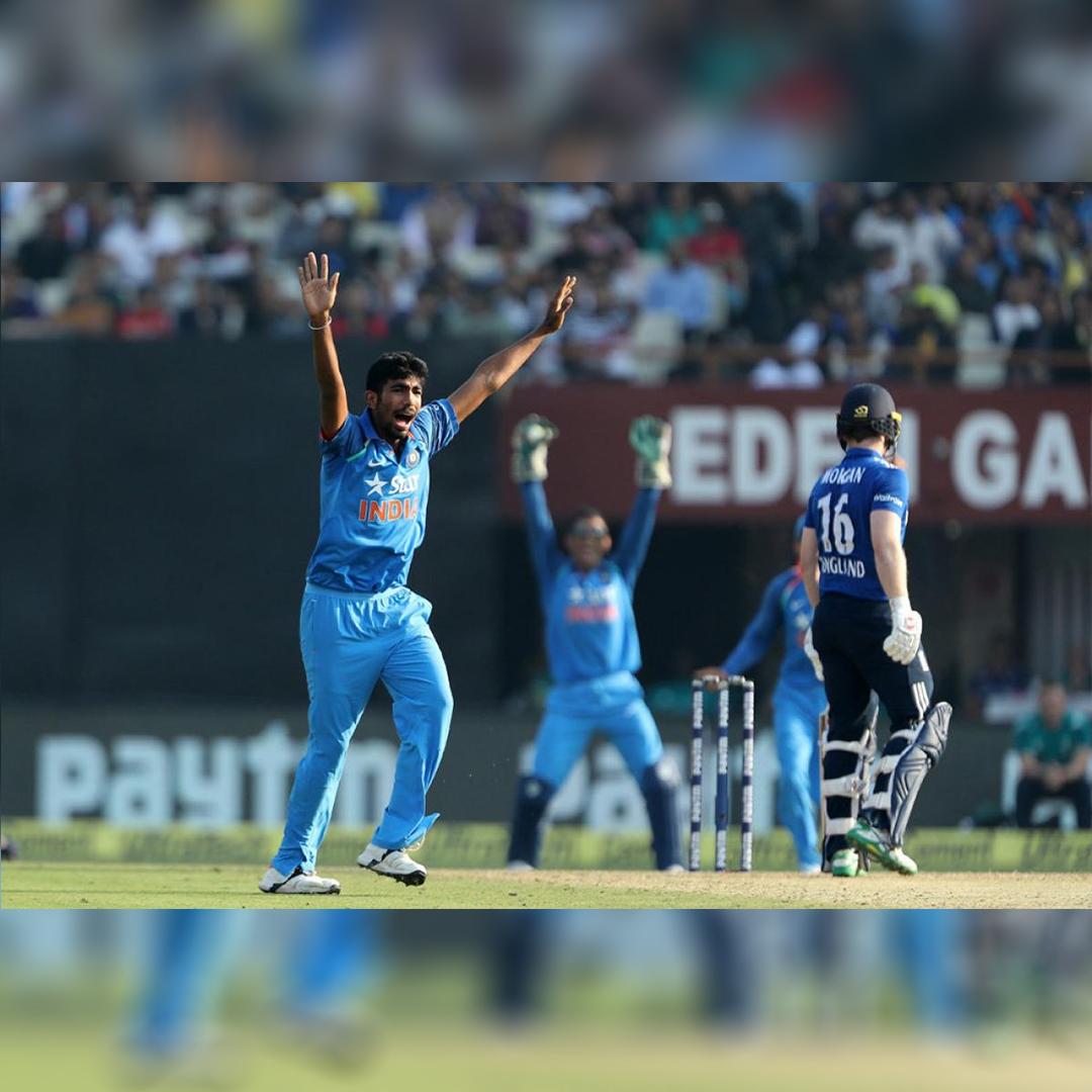 India VS England Second ODI