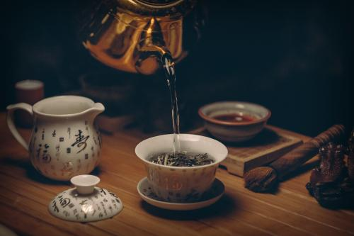 Herbal teas and their Health Benefits !