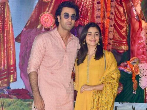 Alia Bhatt and Ranbir Kapoor Rumors
