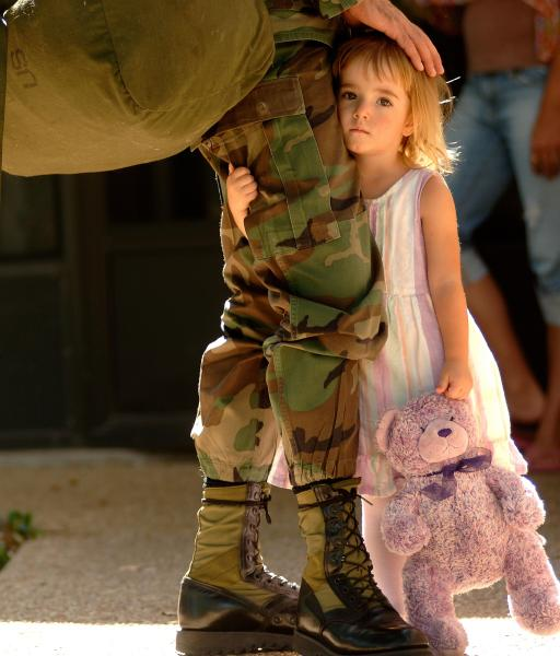 A Soldiers Brave Daughter