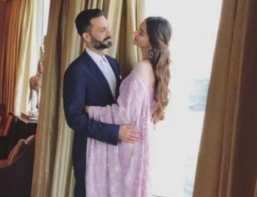 Sonam Kapoor and Anand Ahuja might be our new favourite couple in town!