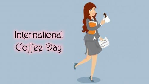 International Coffee Day, 2018- Women in Coffee