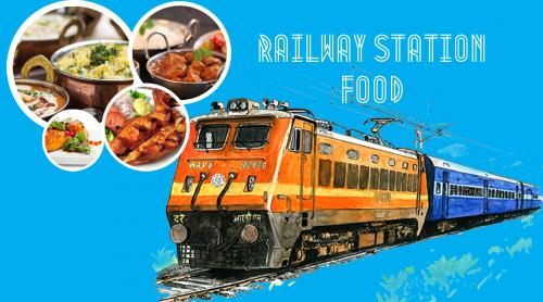 20 Best places for Railway Station food in India