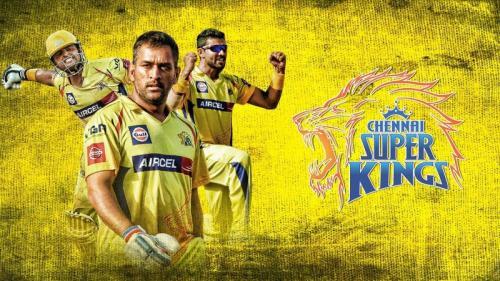 Chennai Super Kings Vivo IPL Players List