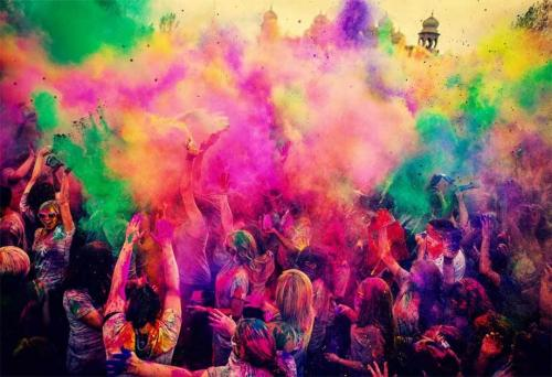 Holi- The Festival of Colors Must Be Safe One with Organic and Natural Colors