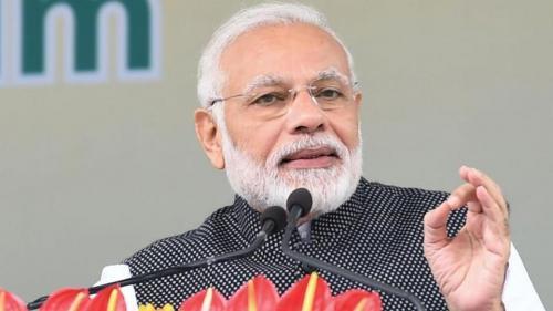 Voting ko ek Super hit katha banaiye- Filmy appeal of PM modi to Celebrities