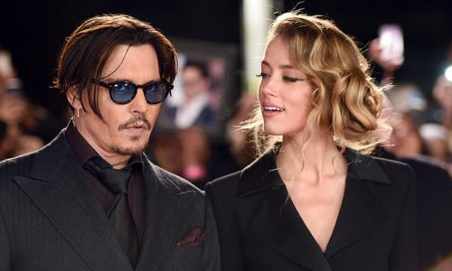 Johnny Depp out of Fantastic Beasts post accusations by Amber Heard?