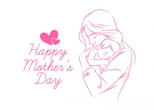 We are born of love and love is our Mother: Celebrate Mother's day