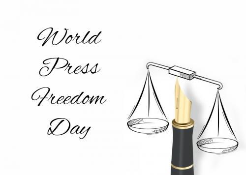 Press freedom day celebration across the world