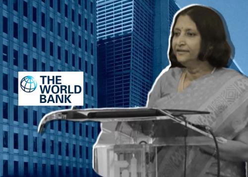 दुनिया में परचम लहरा रही भारतीय महिलाएं, विश्व बैंक में CFO का पद संभालेंगी अंशुला कांत