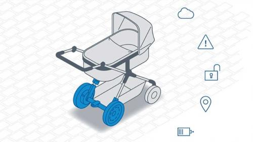 Bosch entering babies market with E-strollers