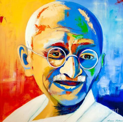 October 2, the 150th birth anniversary of Mahatma Gandhi - Pledge to make India single-use plastic free