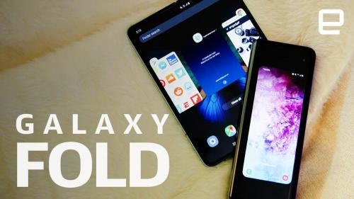 samsung galaxy fold launches for rs 1.65 lakh | pre-booking begins friday!