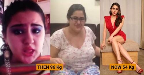sara ali khan's workout routine to give you some fitspiration