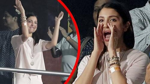 anushka sharma - distraction or unlucky for virat performances??