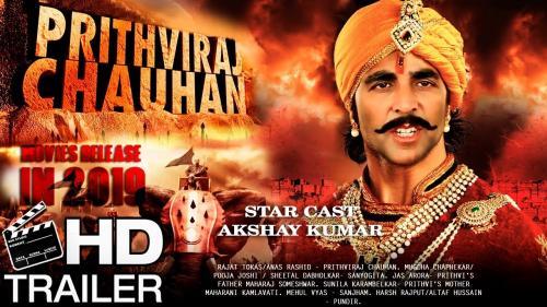 yrfyash raj films production prithviraj starring akshay kumar and manushi chhillar - will hit the screens on diwali 2020