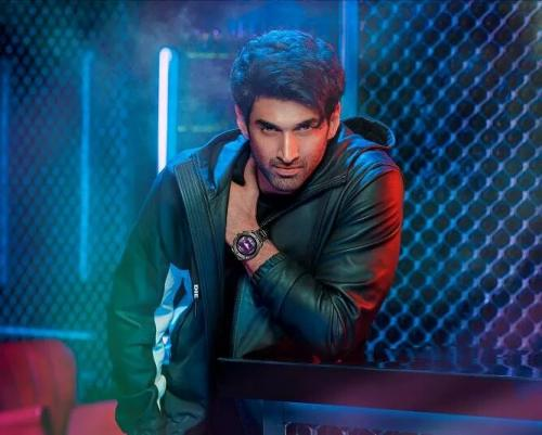 first celebrity ambassador for diesel watches in india - bollywood star aditya roy kapoor