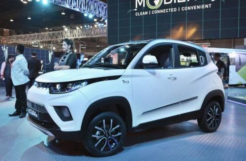 साल की सबसे सस्ती इलेक्ट्रिक कार लांच करेगा महिंद्रा