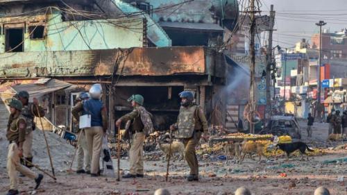 Delhi riots News: Latest News on Delhi Riots   Full Info   Breaking Stories