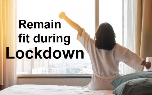 लॉक डाउन पीरियड में दूर कर सकते है कई बीमारियां, जानिये कैसे