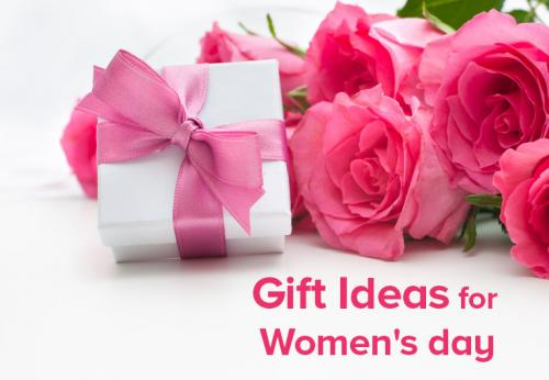 International Women's Day, 8 March - Gift ideas for your lady love