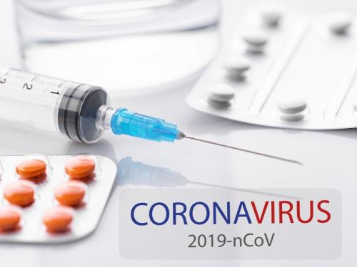 COVID19 - Antidote and vaccines in under development