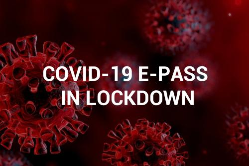 COVID-19 E-Pass Apply Online | State Wise | Application Form Lockdown Curfew Pass