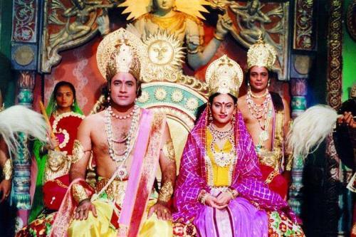 रामानंद सागर की रामायण अब लेगी बॉलीवुड फिल्म का रूप