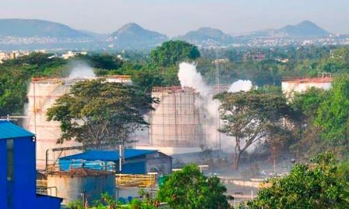 India gas leak: 13 people dead after Visakhapatnam occurrence