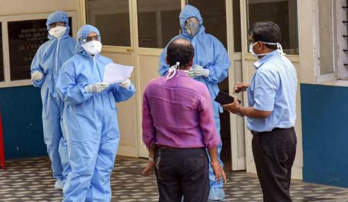 195 Deaths and 3900 new cases: India recorded highest single day spike in Covid-19 in 24 Hours