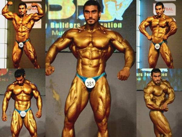 Top 10 Indian Best Bodybuilders