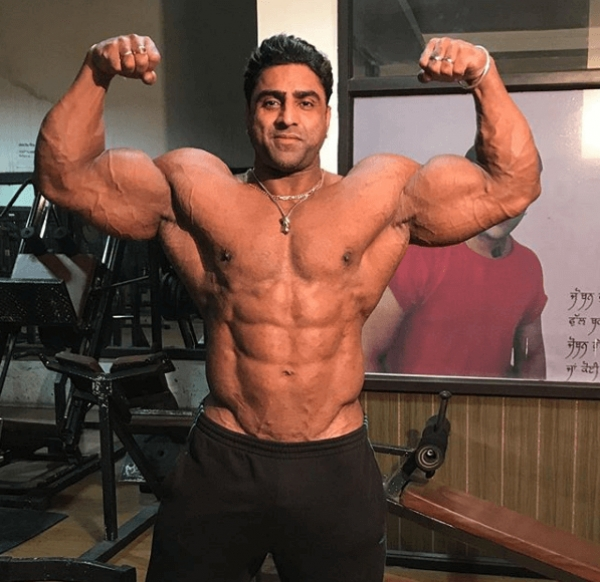 Top 10 Indian Best Bodybuilders
