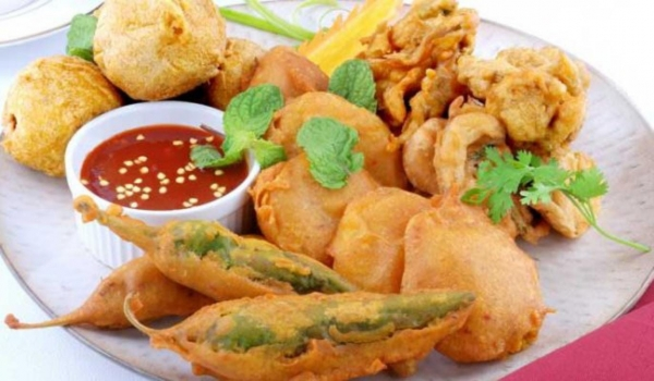 Bhaang Pakode Recipe For Holi