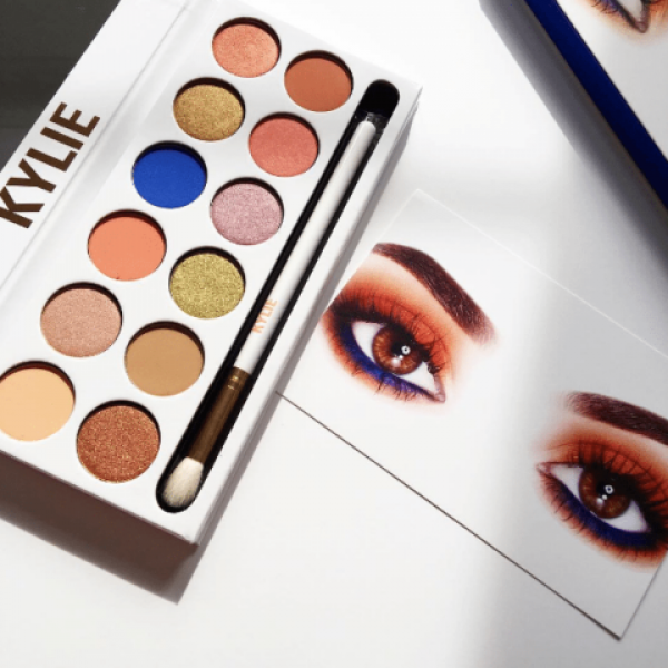 The Royal Peach Palette