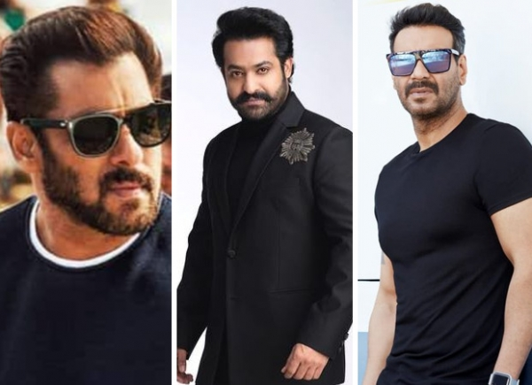 Salman Khan Starrer Tiger 3 to CLash with Ajay Devgn