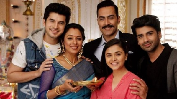 anupamma is the most watched show on indian tv