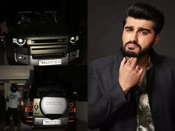Arjun Kapoor Brings Home Land Rover Worth Rs 1 Crore