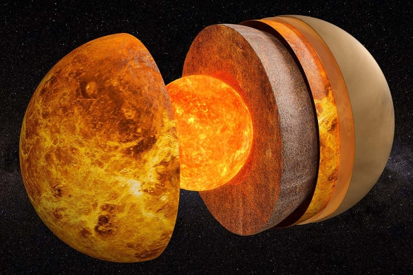 Nasa planning to study venus in the future.